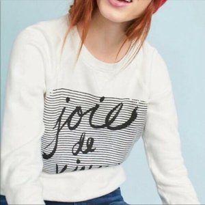 Anthropologie Sol Angeles Graphic Sweatshirt | XL
